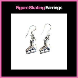Figure Skating Earrings
