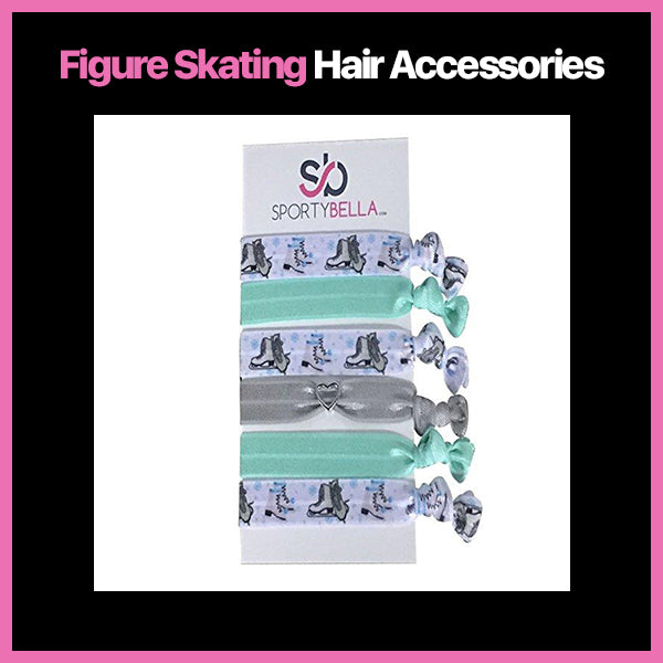 Figure Skating Hair Accessories