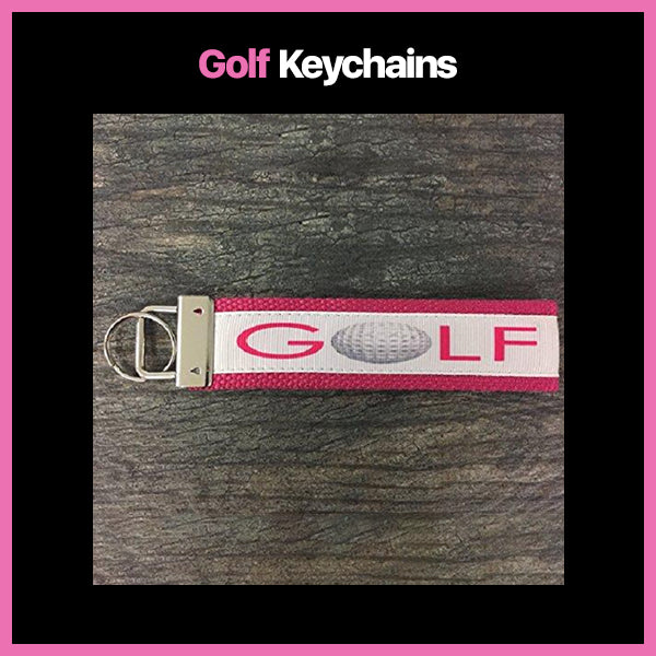 Golf Keychains