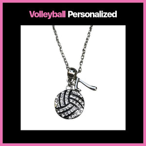 Personalized Volleyball Accessories