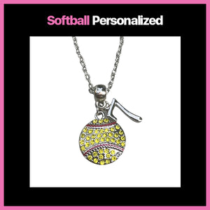 Personalized Softball Gifts