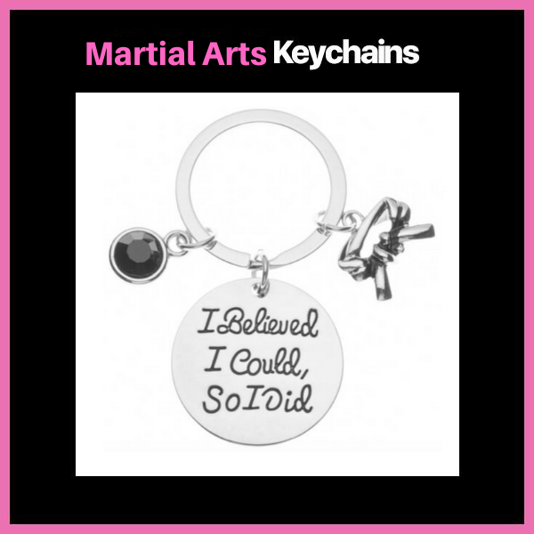 Martial Arts Keychains