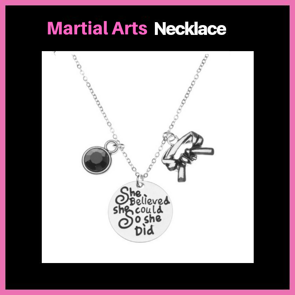 Martial Arts Necklaces