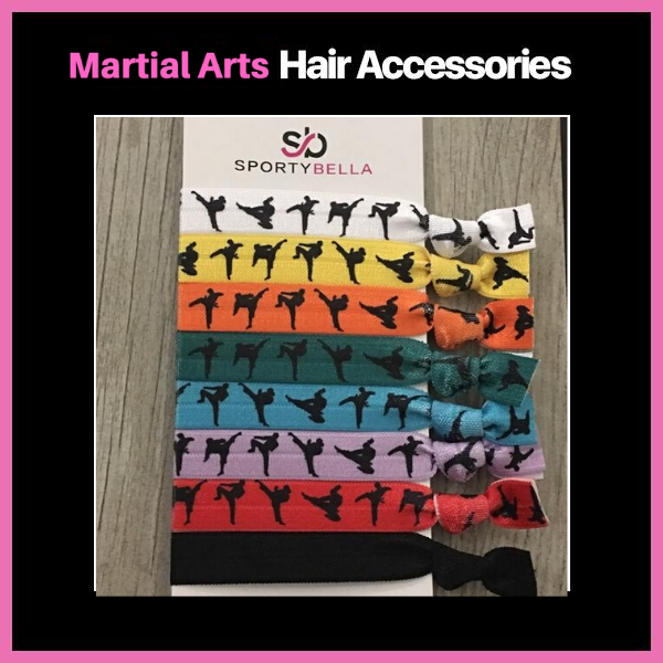 Martial Arts Hair Accessories