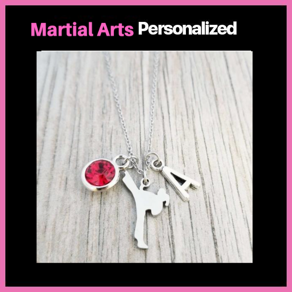 Personalized Martial Arts Gifts