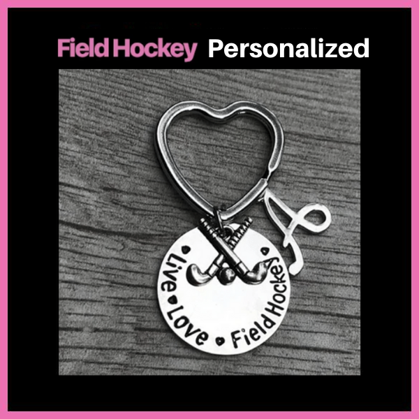 Personalized Field Hockey Accessories