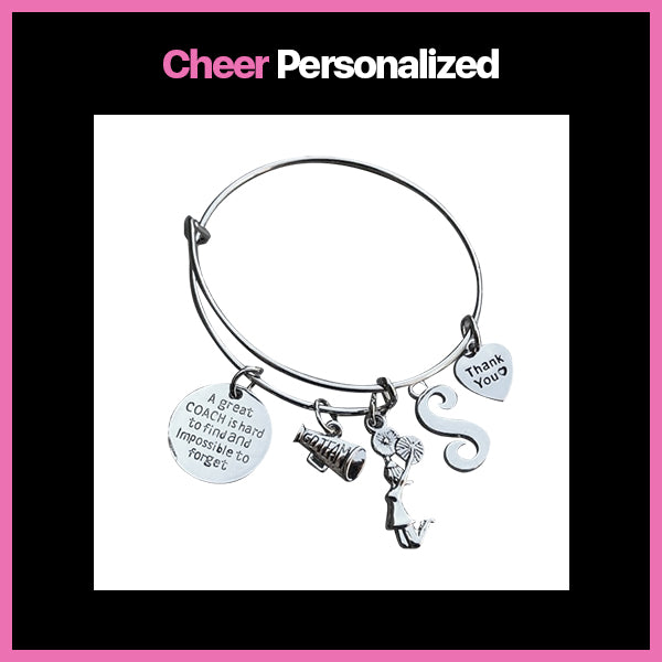 Personalized Cheer Accessories
