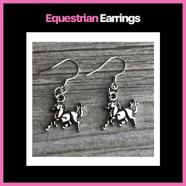 Equestrian Earrings