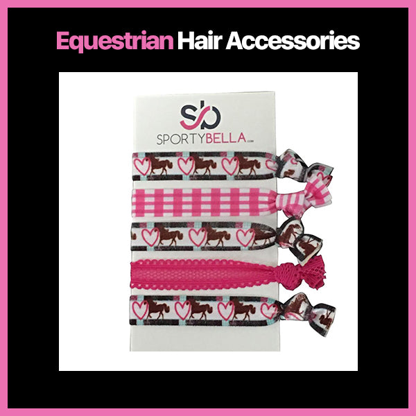 Equestrian Hair Accessories