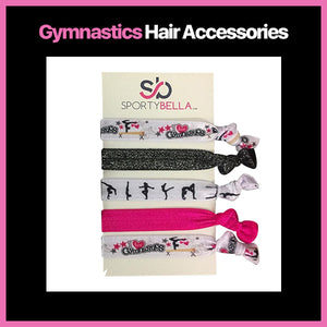 Gymnastics Hair Accessories