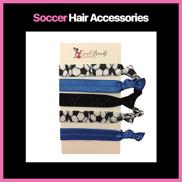 Soccer Hair Accessories