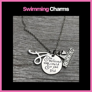 Swimming Charms