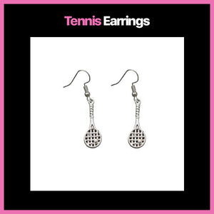 Tennis Earrings