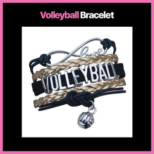 Volleyball Bracelets