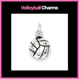 Volleyball Charms