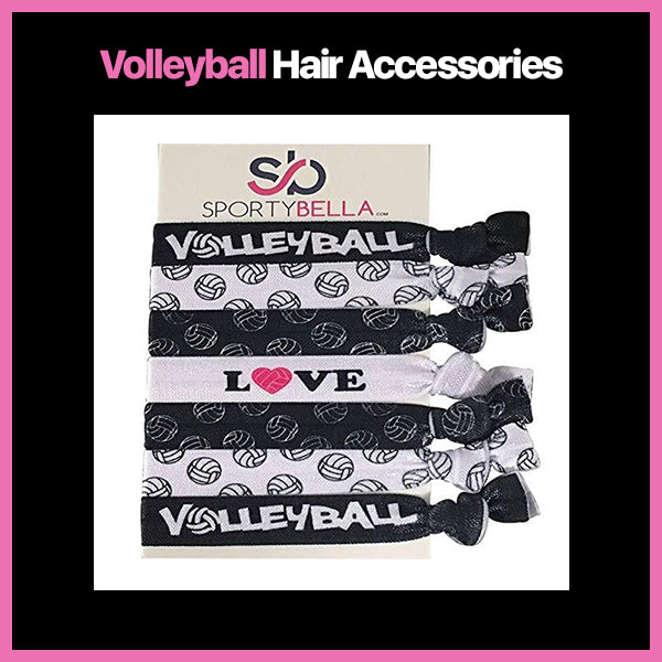 Volleyball Hair Accessories