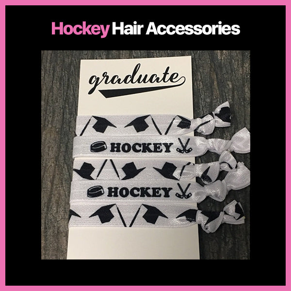 Hockey Hair Accessories