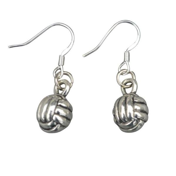 Volleyball Earrings - Sportybella