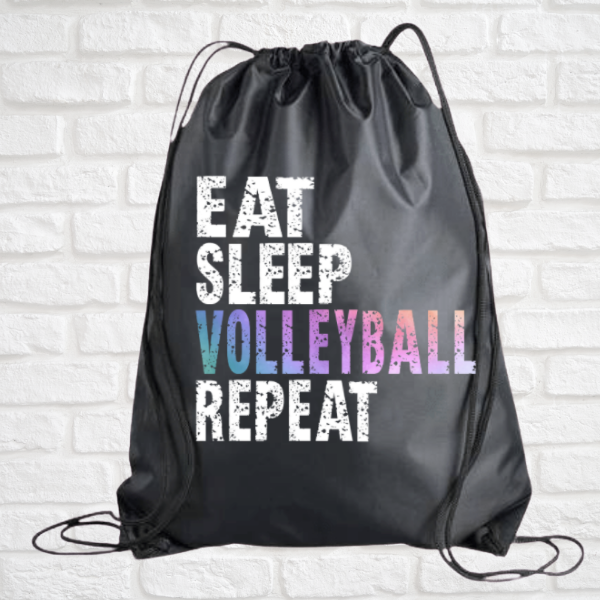 Volleyball Nylon Sportybag