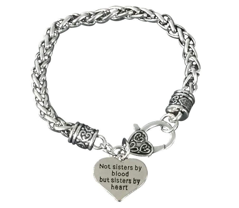 Best Friends Bracelet- Not Sisters By Blood But Sisters By