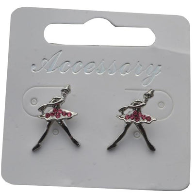Ballerina Earrings - Sportybella