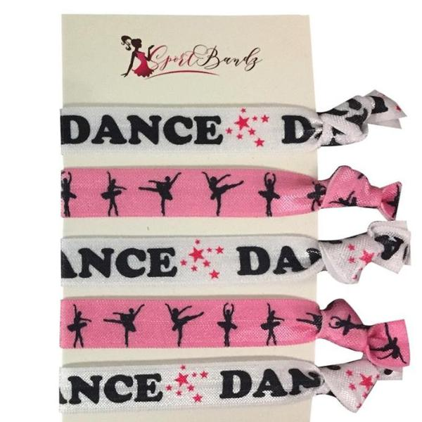 Dance Hair Ties - Sportybella