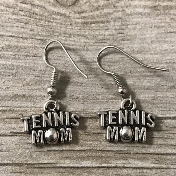 Tennis Mom Earrings
