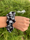 Volleyball Premium Velvet Scrunchie