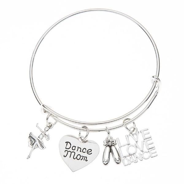 Dance Mom Bangle Bracelet - Sportybella