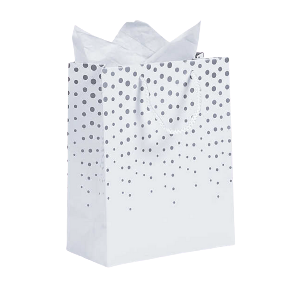 Polka Dots Gift Bag