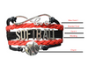 Custom Softball Infinity Bracelet- Create Your Own - Sportybella