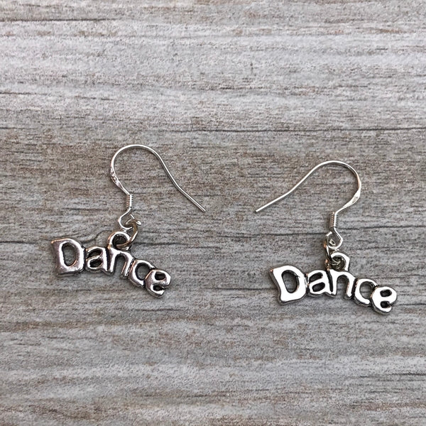 Girls Dance Earrings
