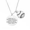 Basketball She Believed She Could So She Did Necklace