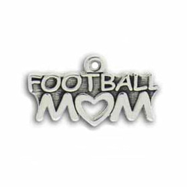 Football Mom Charm - Sportybella
