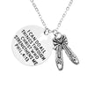 Dance Christian I Can Do All Things Through Christ Who Strengthens Me Necklace - Sportybella