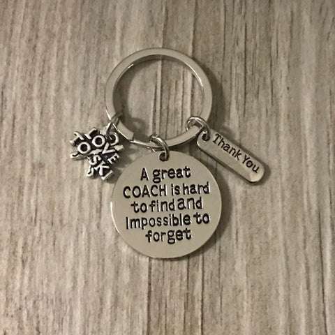 Snowboarding Keychain, Christian Faith Charm Keychain, I Can Do All Things Through Christ Who Strengthens Me Phil. 4:13 Scripture Jewelry, Snowboarding Gifts For Girls and Boys
