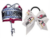 Gymnastics Bracelet and Bow Gift Set