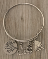 Piano Bracelet - She Believed She Could