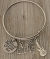 Guitar Bracelet - She Believed She Could