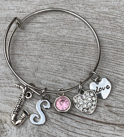 Music Bracelet - Where Words Fail Music Speaks Bangle