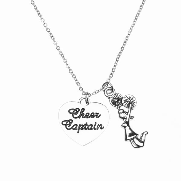 Cheer Captain Necklace