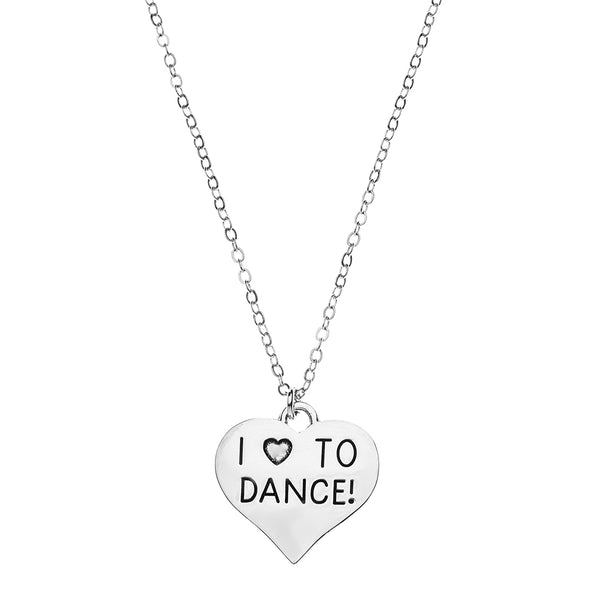 Love to Dance Necklace
