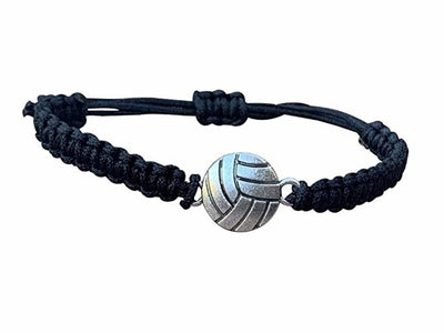 Volleyball Rope Bracelet - Pick Color