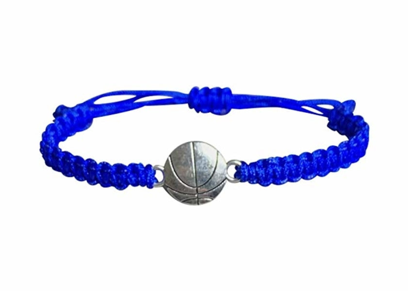 Basketball Rope Bracelet - Pick Color
