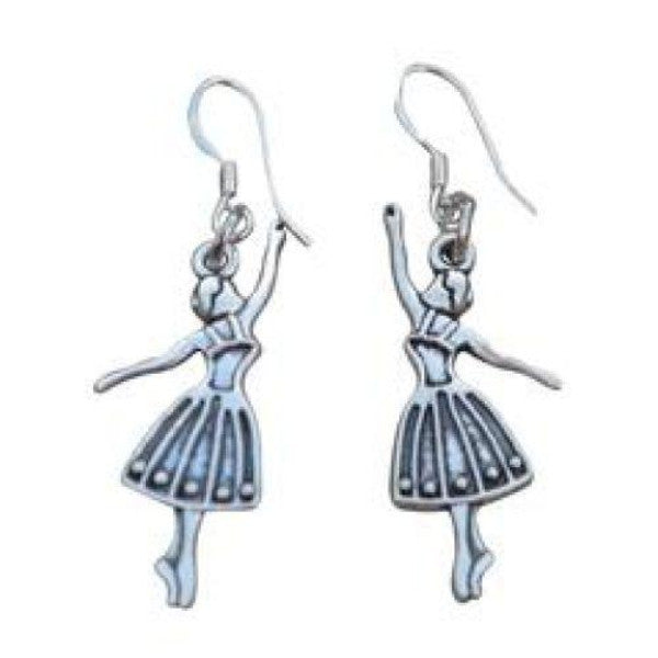 Girls Dance Earrings - Sportybella