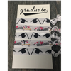 Graduation Gymnastics Hair Ties Set