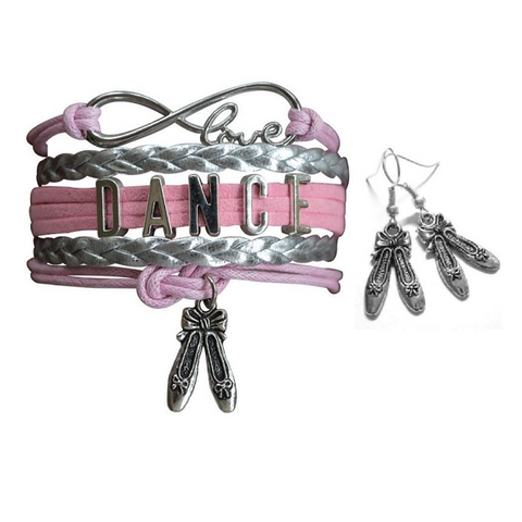 5pc Girls Pink Softball Wristlet Keychains