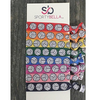 Volleyball Hair Ties Set- Multicolored