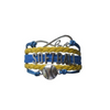 Girls Softball Bracelet- 19 Team Colors