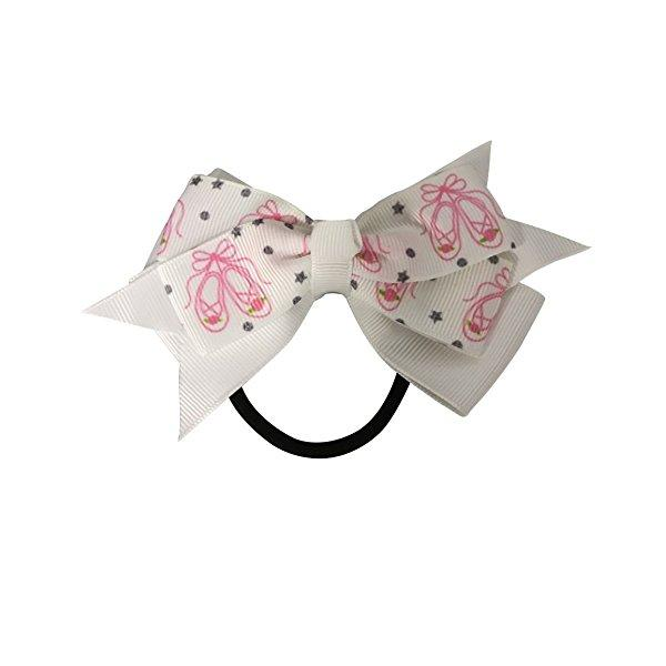 Dance Ballet Hair Bow - Sportybella